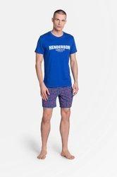 Piżama męska Henderson Lid niebieska